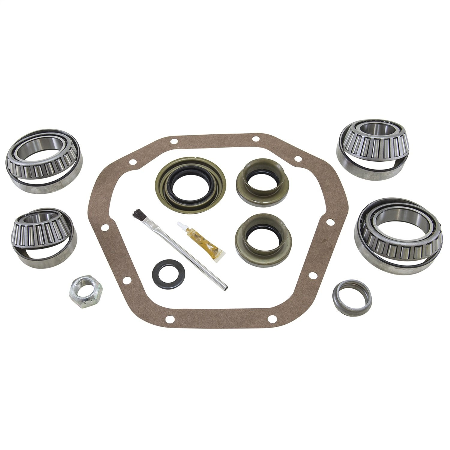 Yukon Gear & Axle (BK D60-F) Bearing Installation Kit for Dana 60 Front Differential