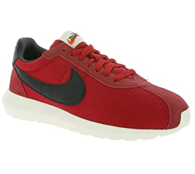 c683854dbb9a3 Nike Mens Roshe LD-1000 Gym Red Black-Sail Nylon Size 8