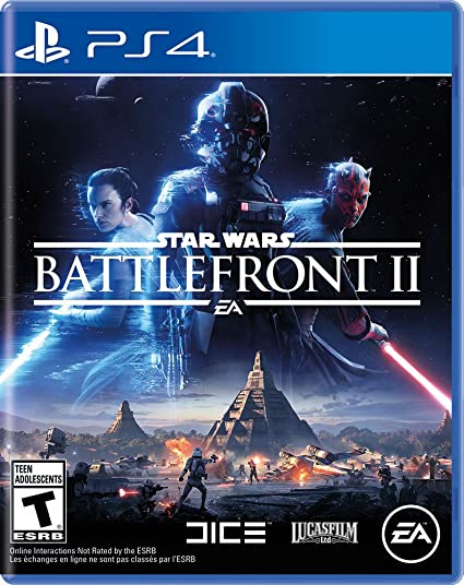 Electronic Arts Star Wars Battlefront 2, PS4 Básico PlayStation 4 ...