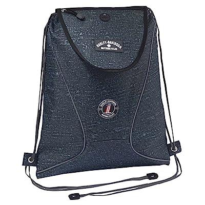 Harley-Davidson® Black Sling Backpack 99667-Black
