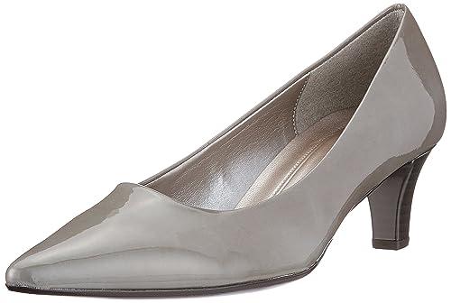 59500d19017 Gabor Gabor Fashion, Women's Closed-Toe Pumps Closed Toe Heels, Grey (Stone