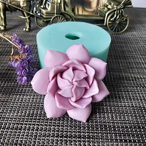 3D Lavender Silicone Mold flower silicone Mold soap silicone Mold resin silicone mold soap making candle making candle silicone mold