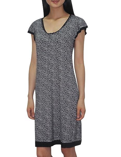 DKNYC (de peluche DKNY) reloj de mujer con esfera pijamas con texto en vestidos