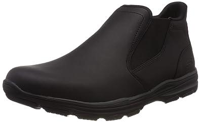 26f5189620d6 Skechers Men s Garton-Keven Boots  Amazon.co.uk  Shoes   Bags