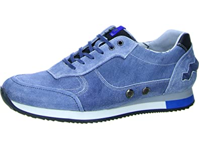 776772b061 Floris van Bommel Men s 1622300 Trainers Blue Size  9 UK  Amazon.co ...