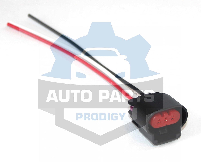 Flex Fuel Sensor Connector Pigtail Gm E85 Plastic Dual Point Distributor Wiring Composition Ethanol 2 Automotive