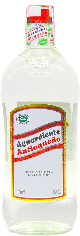 Antioqueño Brandis y aguardientes - 1000 ml