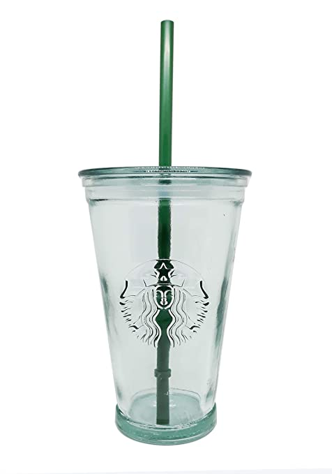 Starbucks Recycled Glass Cold Cup 16 Fl Oz