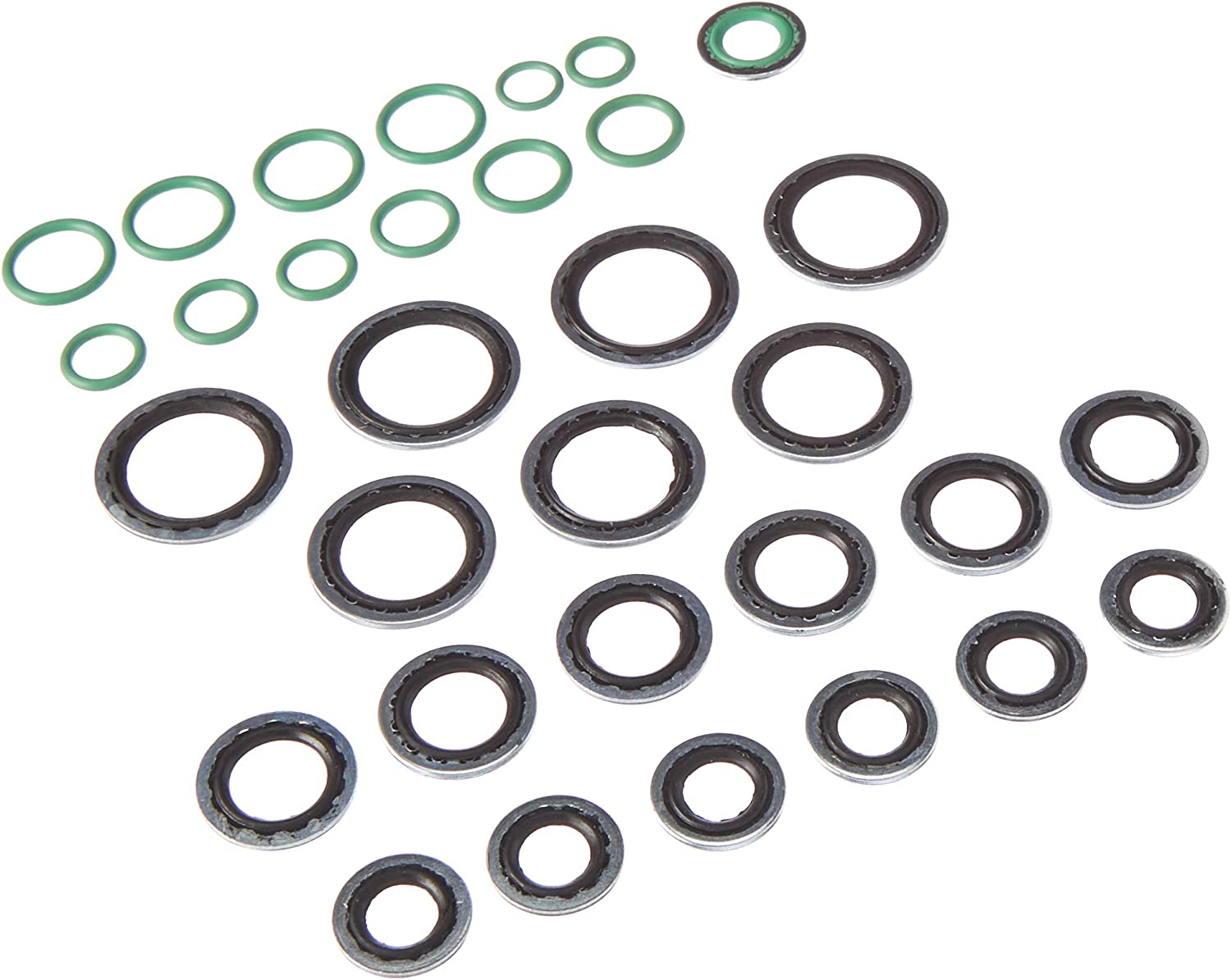 Four Seasons 26760 O-Ring /& Gasket Air Conditioning System Seal Kit