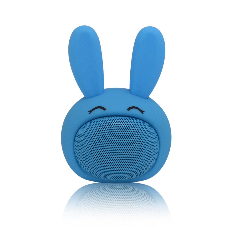 Parlante Bluetooth Mini Wireless Portable Cute Bunny  (GKFC)