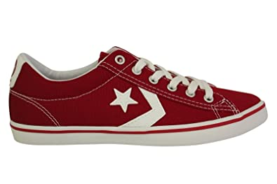 9802b12522b0 Converse Women s Trainers Red red  Amazon.co.uk  Shoes   Bags