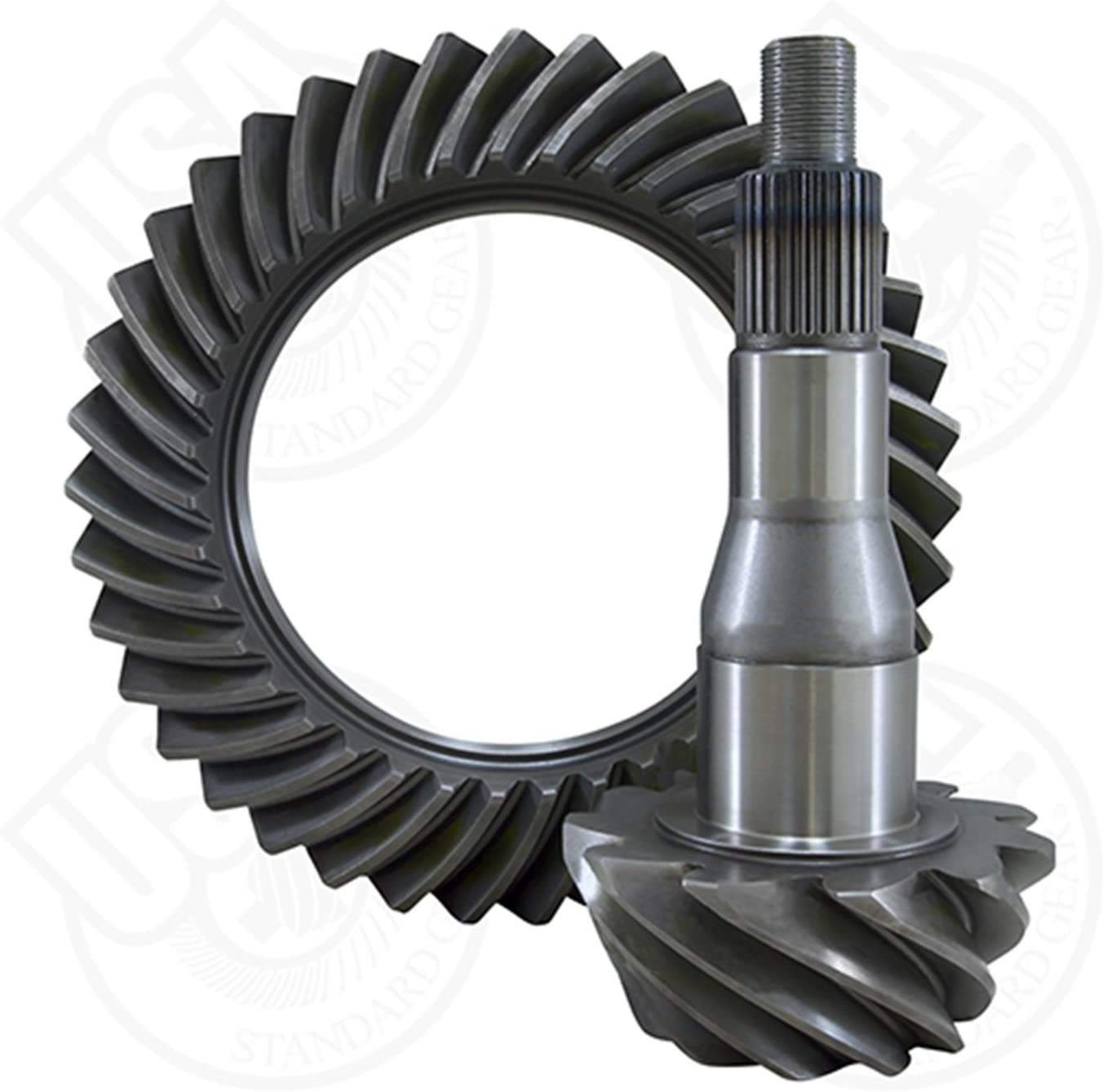 ZG F9-513 Ring /& Pinion Gear Set for Ford 9 Differential USA Standard Gear