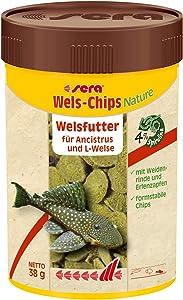 Sera 510 Catfish Chips 1.3 oz 100 ml Pet Food, One Size