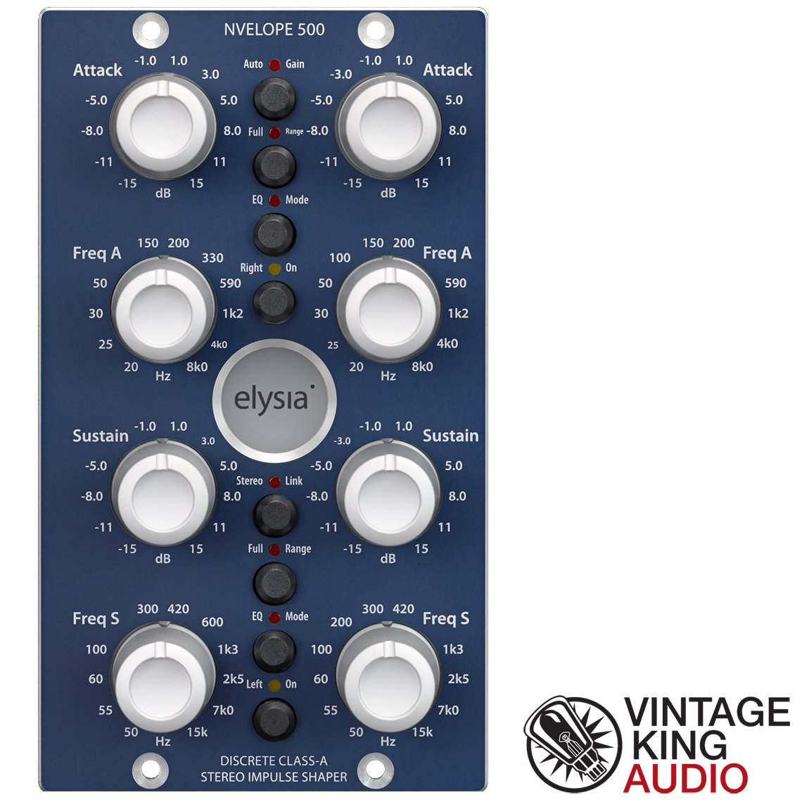 Elysia Nvelope 500 Series Compressor by Elysia (Image #1)