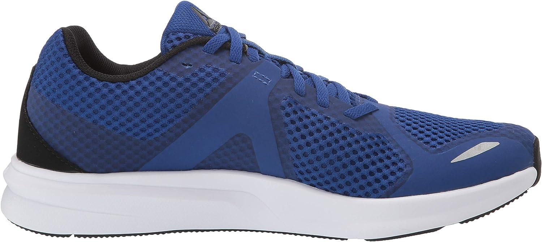 Reebok Endless Road Chaussures de Course pour Homme Cobalt Noir Blanc