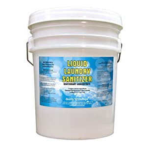 Laundry Sanitizer-5 gallon pail