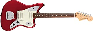 Fender American Professional Jaguar Rosewood Fingerboard Electric Guitar Candy Apple Red