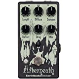 EarthQuaker Devices Afterneath V3 Reverb Pedal (EQDAFTEV3USA)