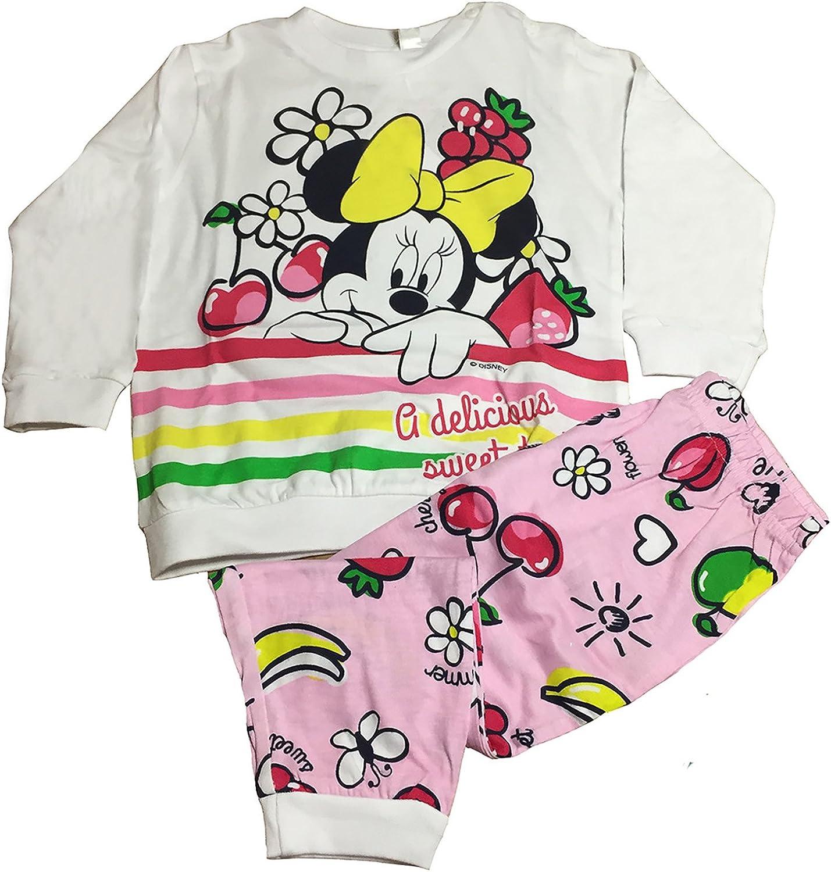 DISNEY - Ensemble de pyjama - Bébé (fille) 0 à 24 mois blanc ...