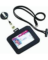 Lewis N. Clark Luggage Rfid Id Holder With Security Shield