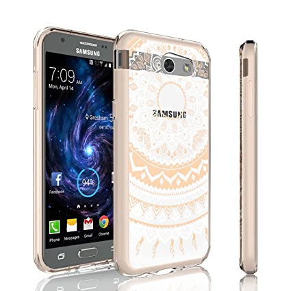 Amazon.com: J3 emerge Caso, Galaxy J3 2017 – Carcasa para ...