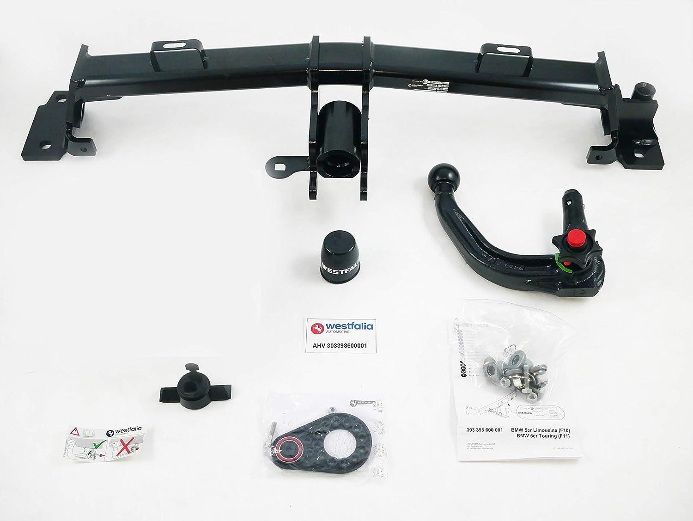 Abnehmbare Anhängerkupplung Für Bmw 5er Touring F11 Und Limousine F10 03 10 01 17 Auto
