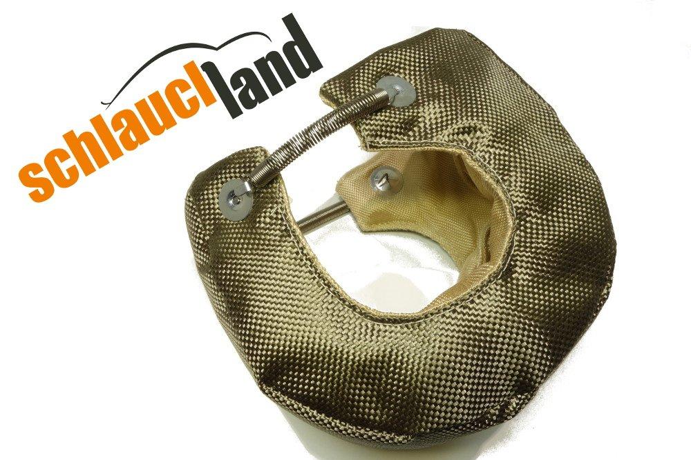 T3 Lava Titan Turbowindel *** Hitzeschutz Turbolader Turbopampers Turbojacket Schlauchland