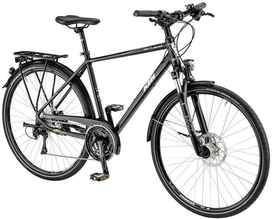 KTM Veneto Light Disc - Bicicleta de Trekking para Hombre, 28 ...