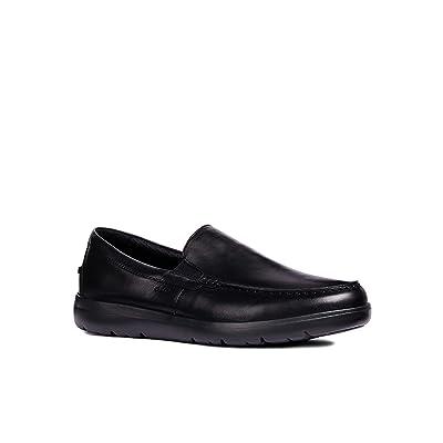 Geox Men's Atreus Boy 1 Sp Durable Sneaker Loafer   Loafers & Slip-Ons