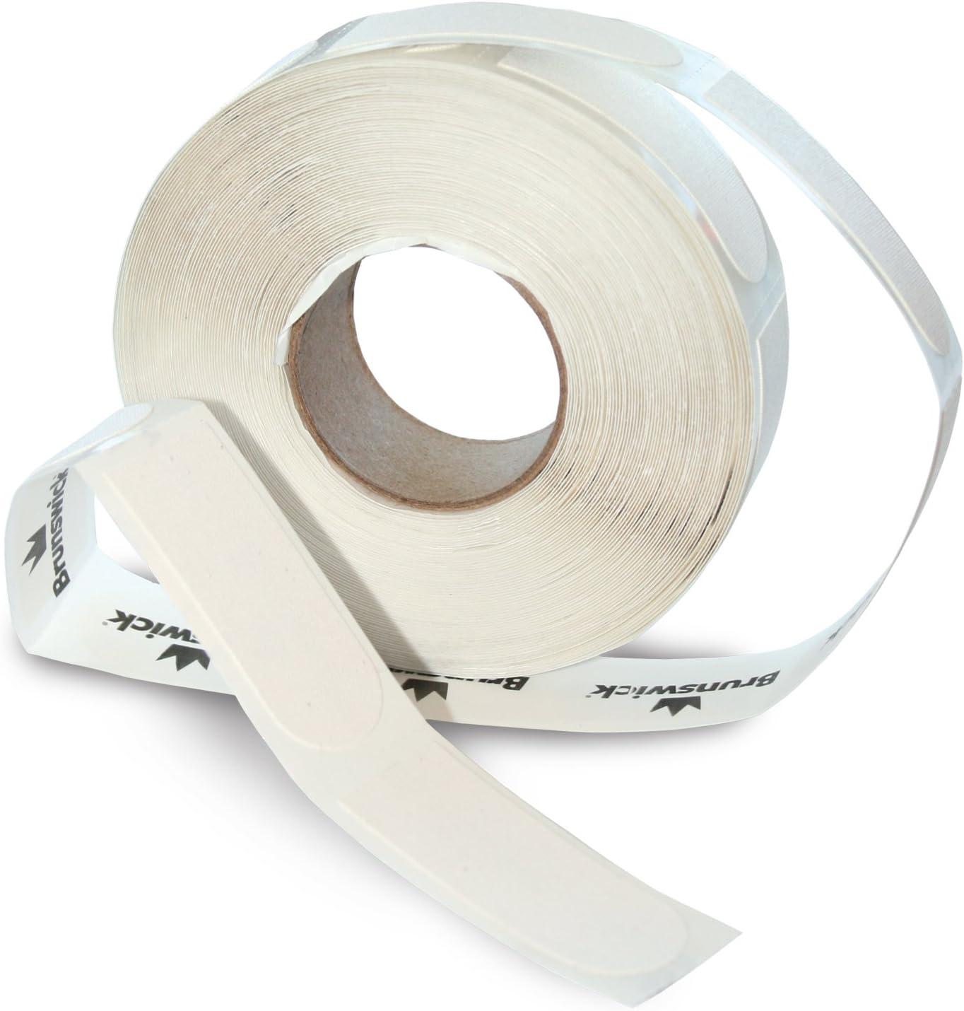 Brunswick 250 Piece Roll 1-inch White Bowling Tape