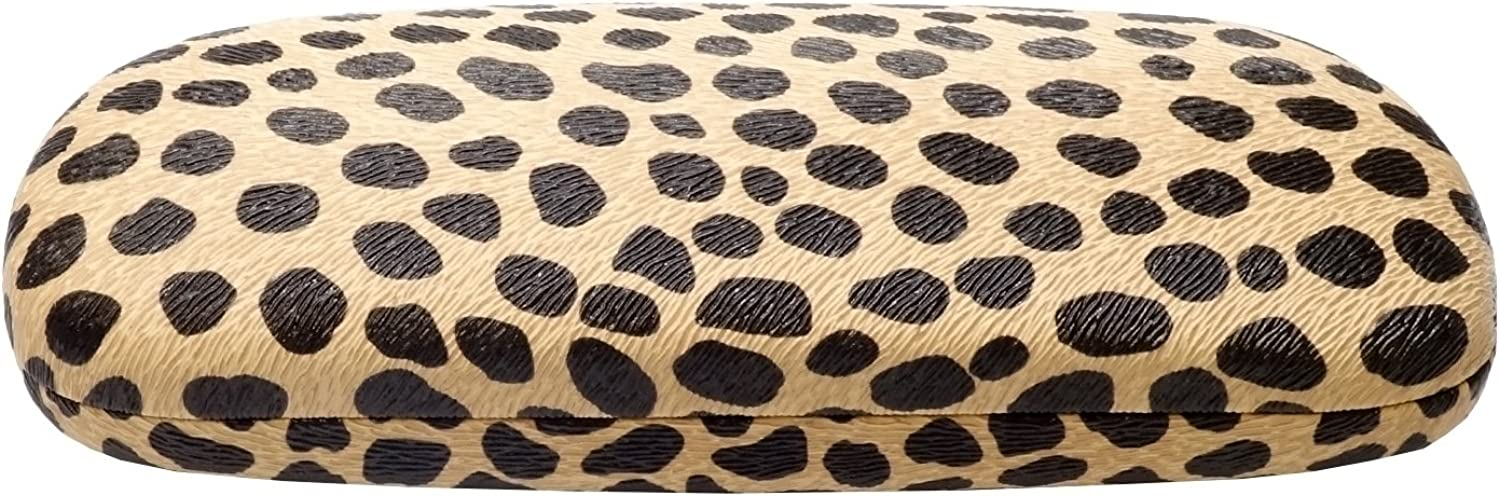 Cheetah Print Hard Eyeglass...