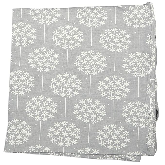 ffda84cf1 Amazon.com  Silkberry Baby Bamboo Swaddle Blanket Dandelion  Clothing