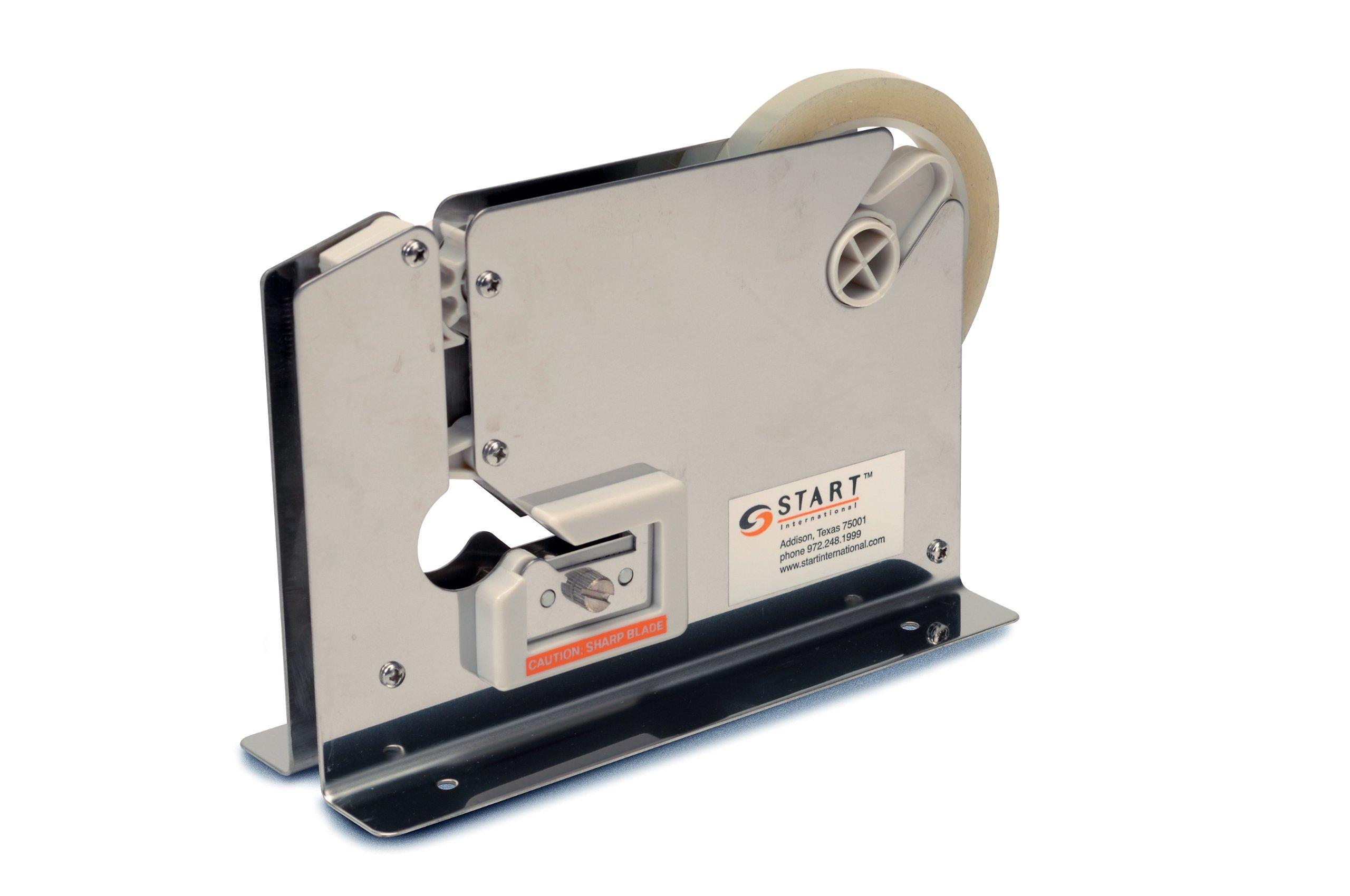 START International SL7606 Stainless Steel Manual Bag Sealer with Cutter, Case of 10