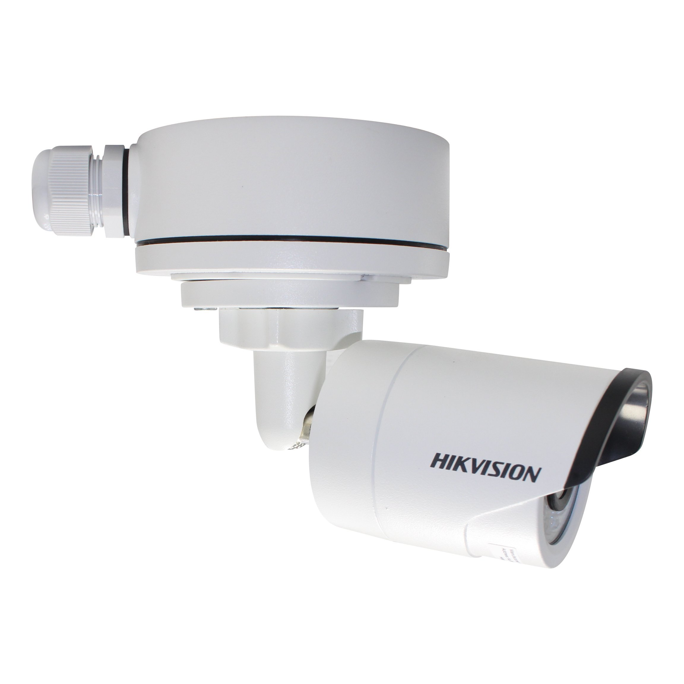 Camera DS-1280ZJ-XS Bullet HikVision Junction Box for Dome