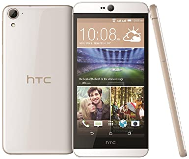 HTC Desire 826X Dual SIM (White Brich) Smartphones at amazon