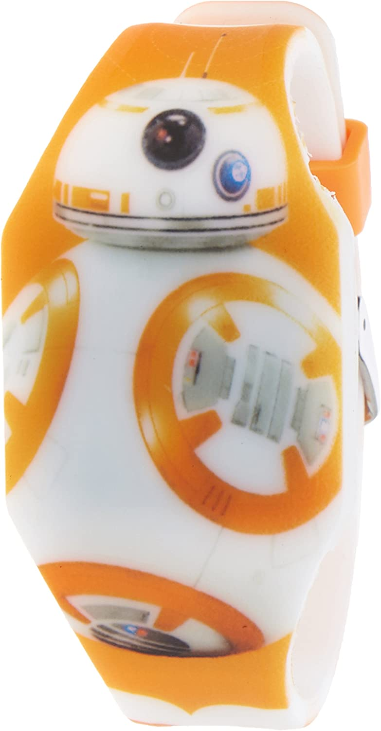 Joy Toy 27560 BB-8 LED Reloj en Blister