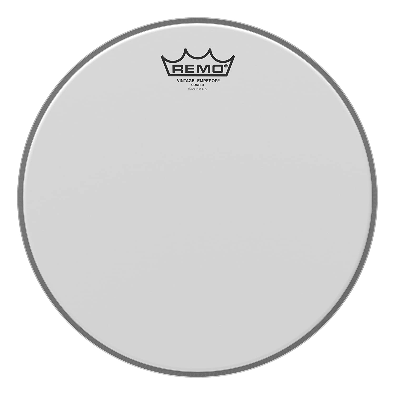 Remo VE0118-00 Vintage Emperor Coated Drum Head (18-Inch) KMC Music Inc VE011800