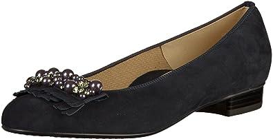 Ara 12 33741 Femmes Ballerine Amazon Fr Chaussures Et Sacs