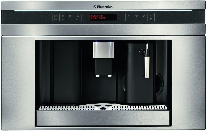 Electrolux - Cafetera Encastre Eba63810X, Electronica Digital ...