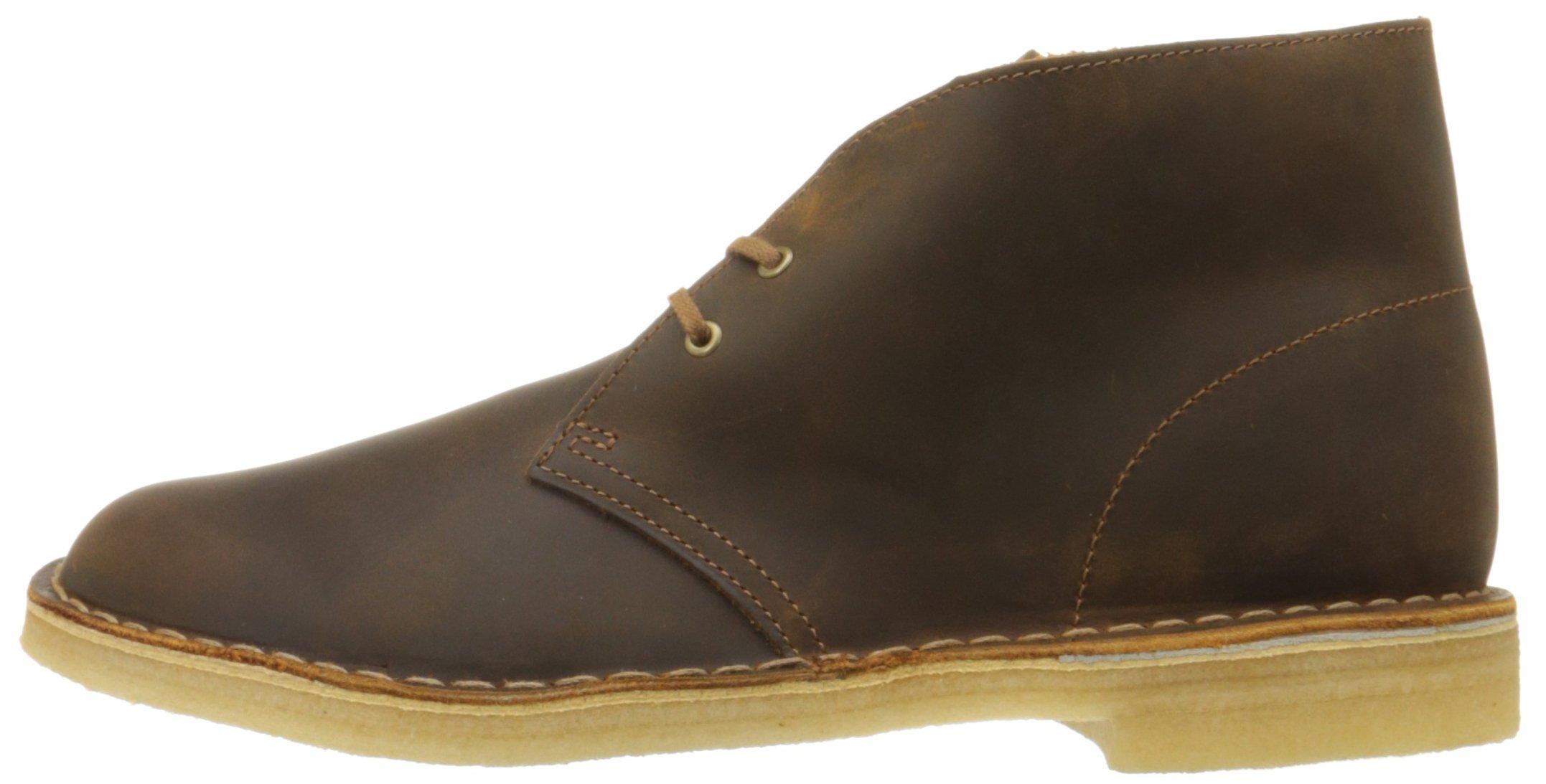 Clarks Originals Men's Desert Boot,Beeswax,9.5 M US by CLARKS (Image #5)
