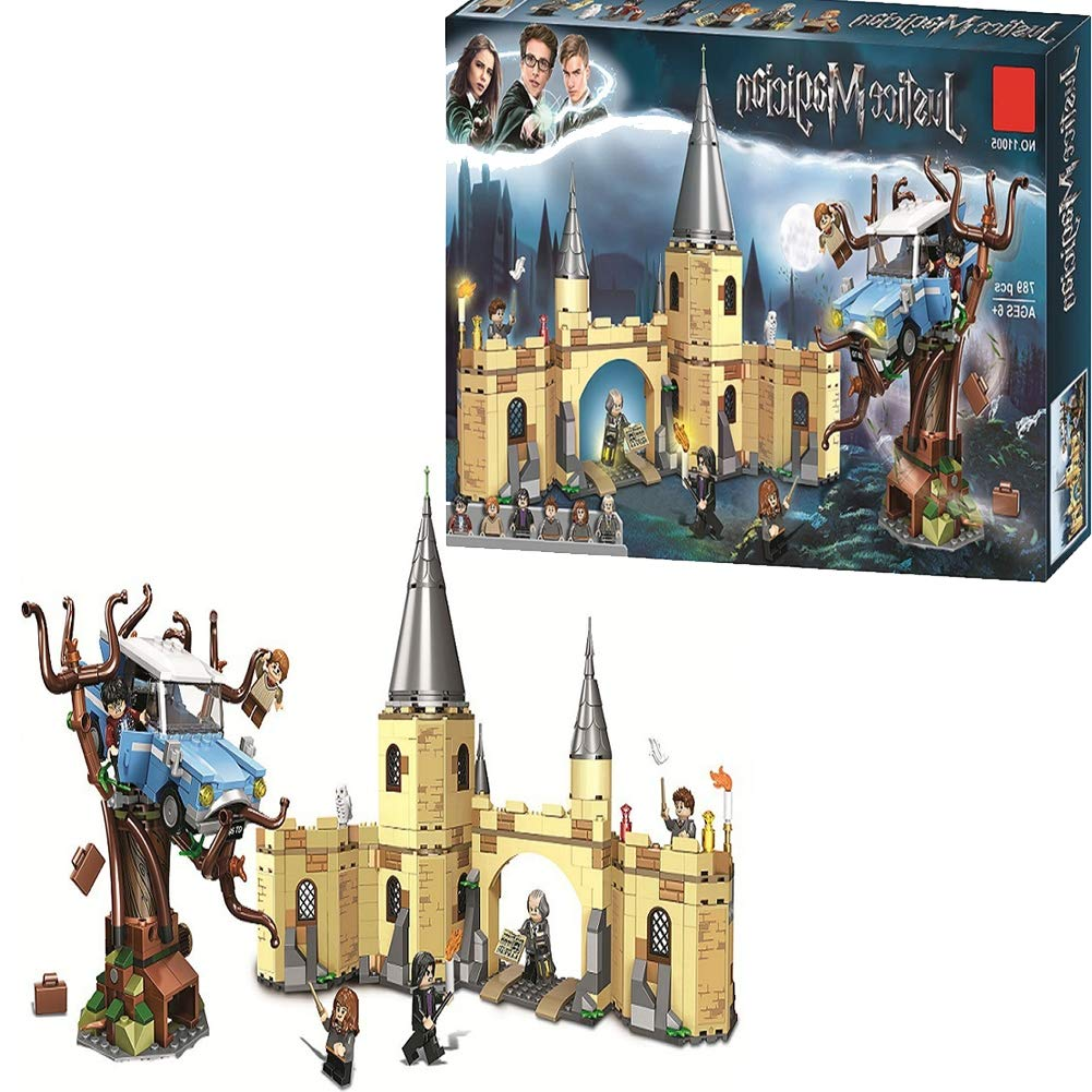 YK GAME Jouets en Saule Whisting De Harry Potter à Poudlard Toys Children Games Boys Girls Teenagers Adults, A
