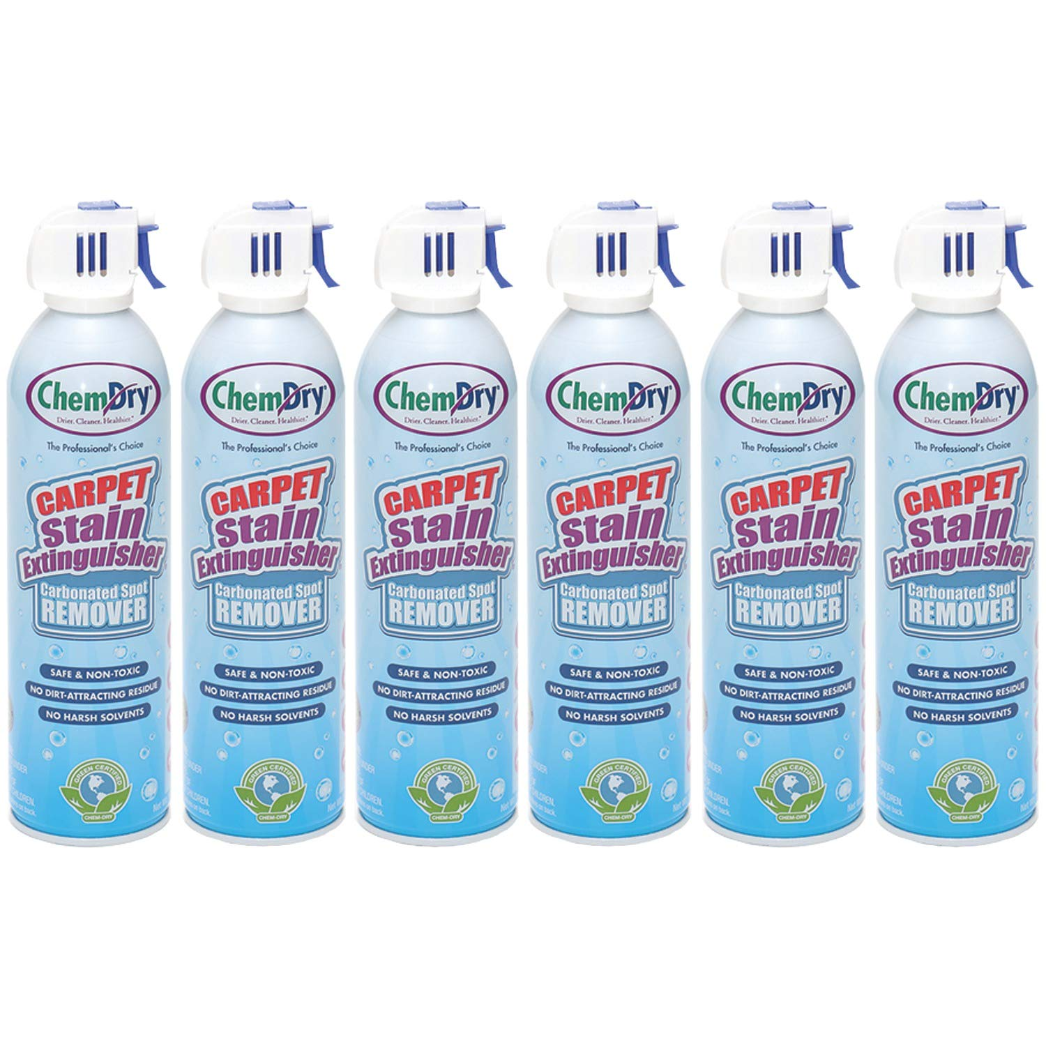 Chem-Dry Carpet Stain Extinguisher - 18 oz.  - 6 pack by CHEM-DRY(R) (Image #1)