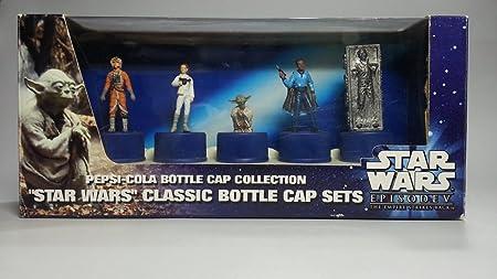 Star Wars Pepsi Cola Bottle Cap Collection Episode I 2002 No.8 New