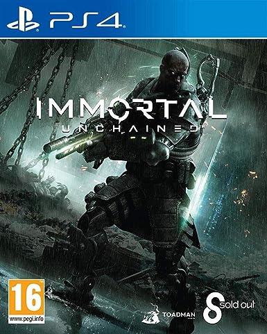 Immortal Unchained - PS4 - PlayStation 4 [Importación francesa]: Amazon.es: Videojuegos