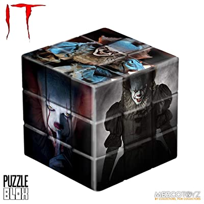 Puzzle Blox - Pennywise: Toys & Games