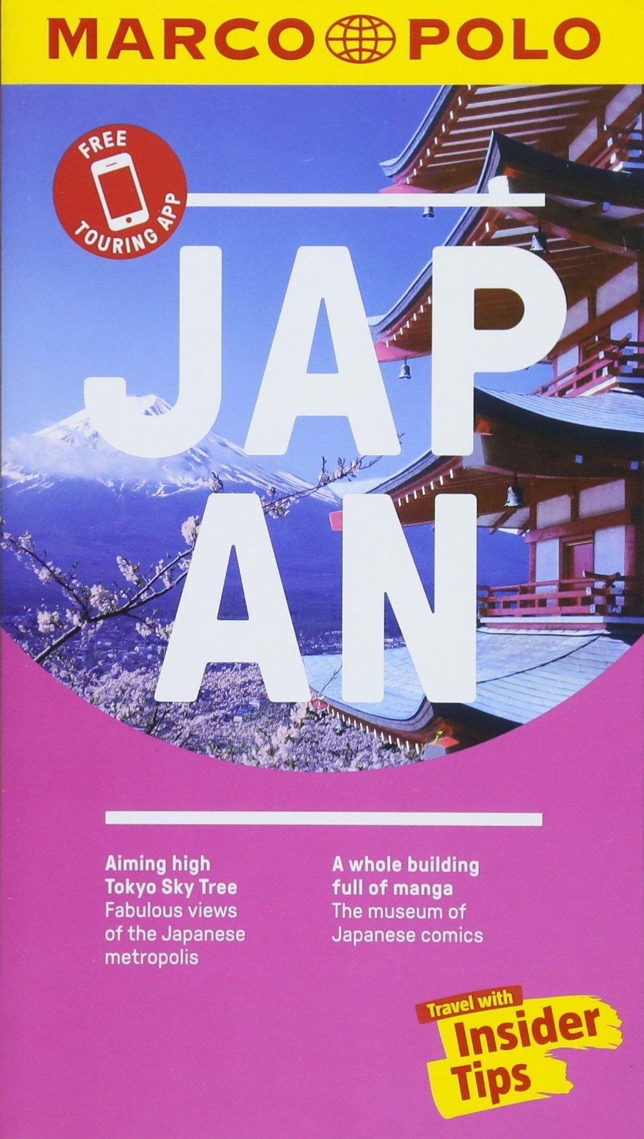 Japan Marco Polo Pocket Guide Marco Polo Pocket Guides Idioma ...