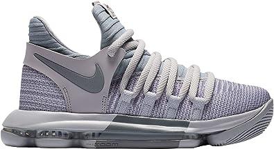 b9f4d2ee226bf Amazon.com | Nike Zoom KD10 Kids Basketball Shoes (5 M US Big Kid ...