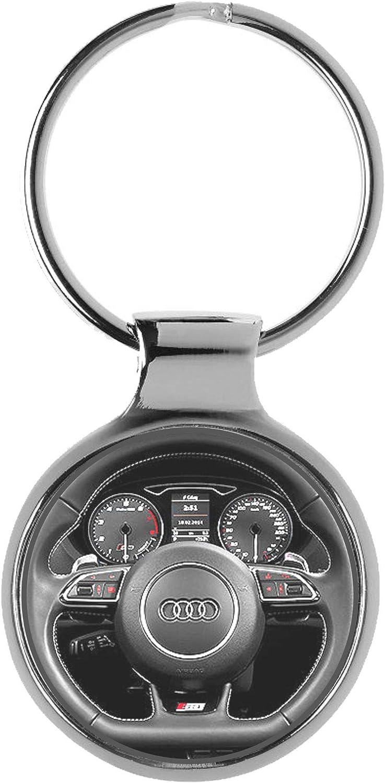 KIESENBERG Porte-cl/és Cadeau pour Audi S3 Fan Cockpit A-10021