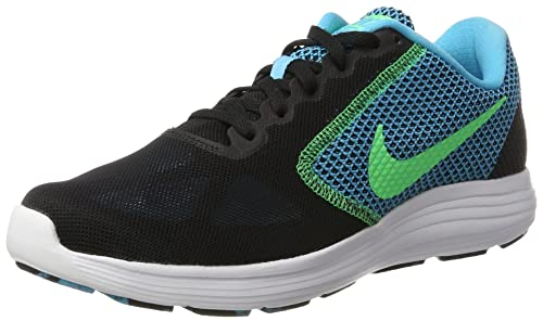 af66edf5bd4 Nike Men s s Revolution 3 Running Shoes  Amazon.co.uk  Shoes   Bags