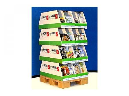 Wholesale General Merchandise Pallet - 768 Pieces - Set of
